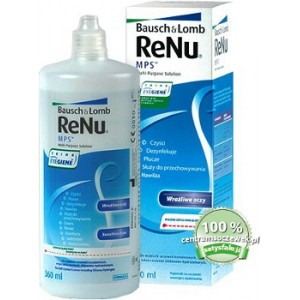 Renu MPS 360ml Multi-Purpose Solution