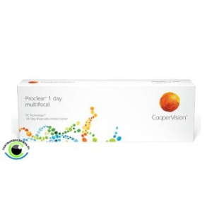 Proclear 1-Day Multifocal 30szt.