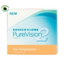 PureVision 2 HD for Astigmatism 6 szt.