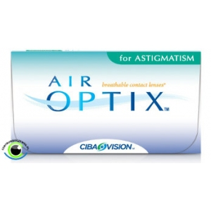 Air Optix for Astigmatism 3szt.