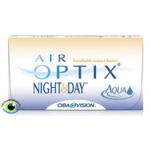 Air Optix Night & Day Aqua 3szt.