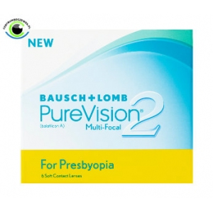 PureVision2 Multi-Focal 6szt (for Presbyopia)