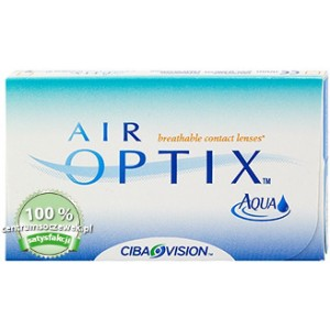 Air Optix Aqua 3szt.